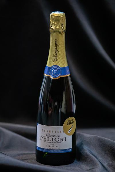 Boutique - Bulles de Champ' - Champagne Peligri Brut Tradition