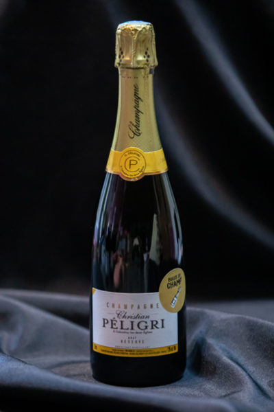 Boutique - Bulles de Champ' - Champagne Peligri Brut Réserve