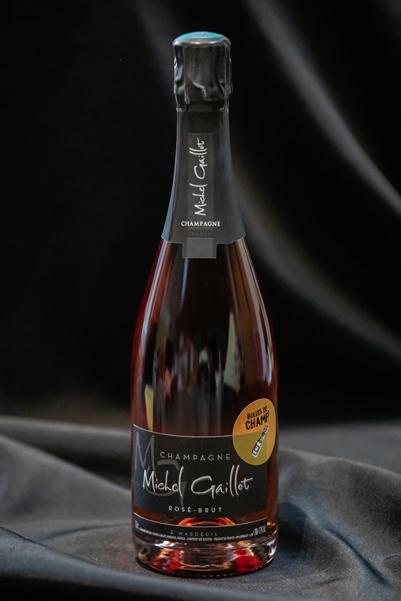 Boutique - Bulles de Champ' - Champagne Michel Gaillot Rosé brut