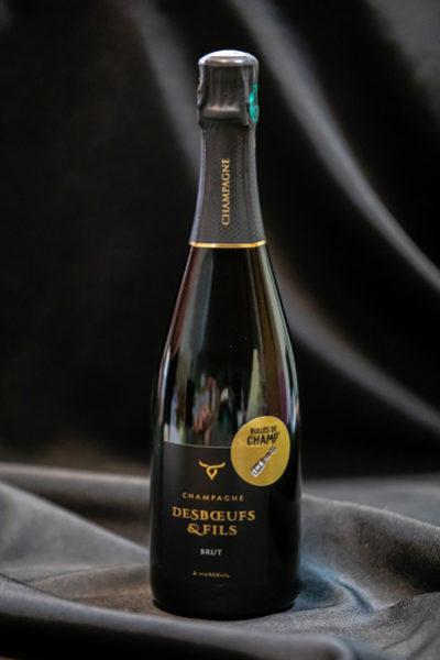 Boutique - Bulles de Champ' - Champagne Desboeufs & Fils Brut