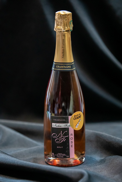 Boutique - Bulles de Champ' - Champagne Nachin-Fortini - Rosé