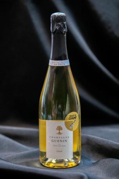 Boutique - Bulles de Champ' - Champagne Guènin Blanc de Blancs - Liliale