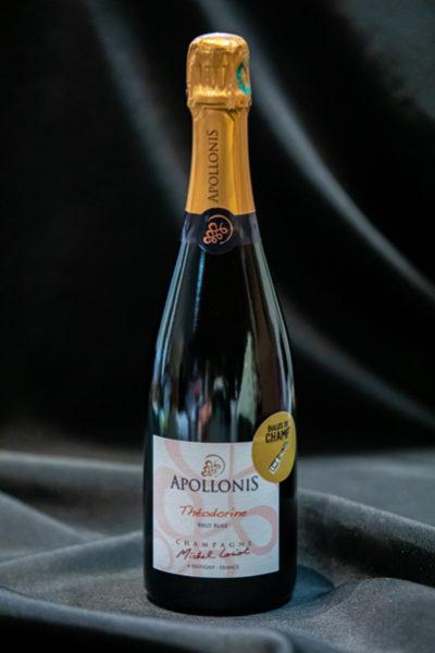 Boutique - Bulles de Champ' - Champagne Apollonis Rosé Théodorine