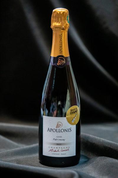 Boutique - Bulles de Champ' - Champagne Apollonis Cuvée Brut Patrimony