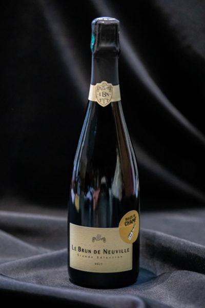 Boutique - Bulles de Champ' - Champagne Le Brun de Neuville - Brut - Grande Sélection