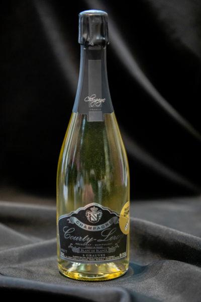 Boutique - Bulles de Champ' - Champagne Courty Leroy Brut Blanc de Blancs