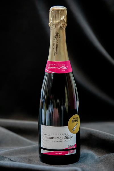 Boutique - Bulles de Champ' - Champagne Tanneux Mahy - Rosé
