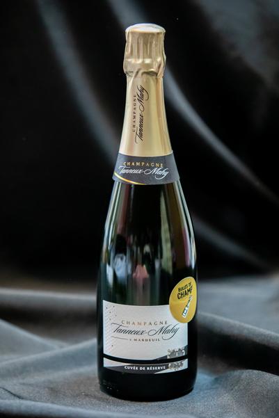 Boutique - Bulles de Champ' - Champagne Tanneux-Mahy Cuvée de Réserve - Brut